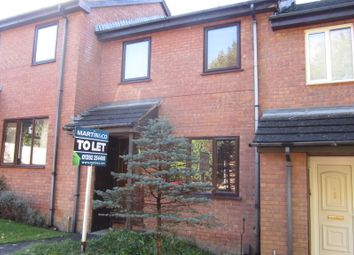 Thumbnail 3 bedroom terraced house to rent in Linnet Close, Exeter