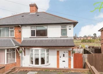 Thumbnail 3 bed semi-detached house to rent in Edgware Road, Erdington, Birmingham