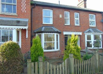 Thumbnail 2 bedroom terraced house for sale in Woolgrove Road, Hitchin