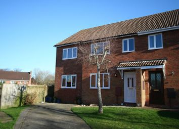 Thumbnail 4 bed semi-detached house for sale in Church Meadow, Boverton, Llantwit Major