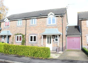 Thumbnail 2 bed semi-detached house to rent in Kennet Way, Hungerford, 0Yz.