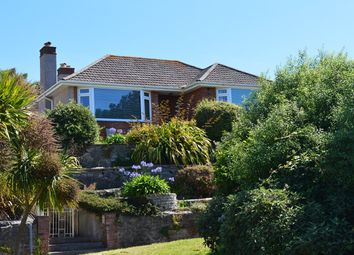 Thumbnail 3 bed detached bungalow for sale in Rock End, Rock End, Torquay