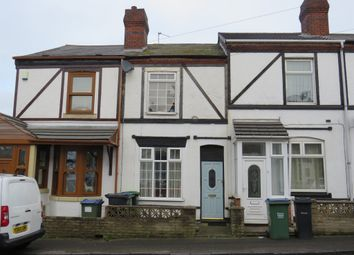 Thumbnail 2 bedroom terraced house for sale in Vernon Road, Oldbury