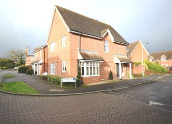 Thumbnail 3 bedroom detached house for sale in Songbird Close, Shinfield, Reading