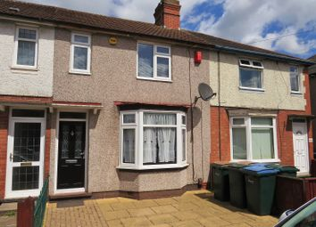 Thumbnail 2 bed terraced house for sale in Holborn Avenue, Holbrooks, Coventry