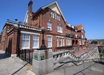 Thumbnail 2 bedroom flat for sale in High Street, Swanage