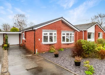 Thumbnail 2 bed detached bungalow for sale in Tollgate Drive, Audlem, Cheshire