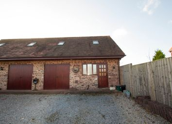 Thumbnail 2 bed barn conversion to rent in Elton, Newnham