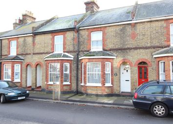 Thumbnail 2 bed terraced house to rent in Middle Deal Road, Deal