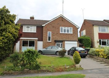 Thumbnail 4 bed detached house to rent in Bradgate, Cuffley, Potters Bar