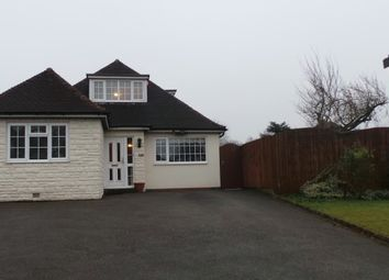 Thumbnail 3 bedroom detached bungalow for sale in Eachelhurst Road, Walmley, Sutton Coldfield