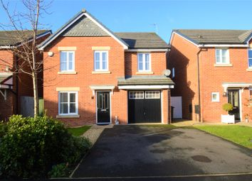 Thumbnail 4 bed detached house for sale in Alder Drive, Whalley, Clitheroe, Lancashire