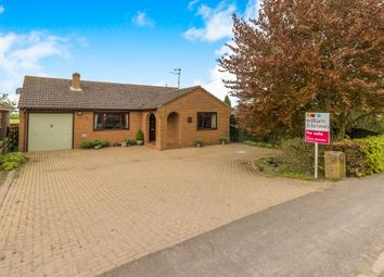 Thumbnail 3 bed detached bungalow for sale in Fridaybridge Road, Elm, Wisbech