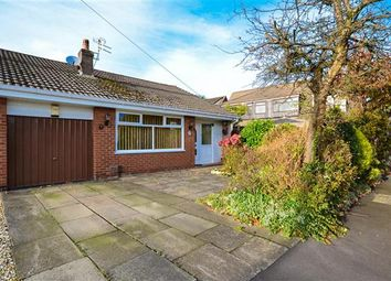 Thumbnail 2 bed semi-detached bungalow for sale in Broadley Avenue, Lowton, Warrington