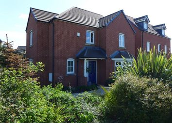Thumbnail 4 bedroom detached house for sale in Green Bank, Wesham, Preston