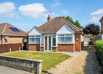 Thumbnail 2 bedroom detached bungalow for sale in Halfrey Road, Chichester