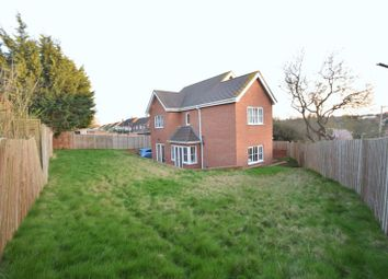 Thumbnail 4 bedroom detached house for sale in Turners Road North, Luton