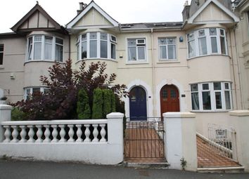Thumbnail 4 bedroom property to rent in Peverell Park Road, Plymouth, Devon
