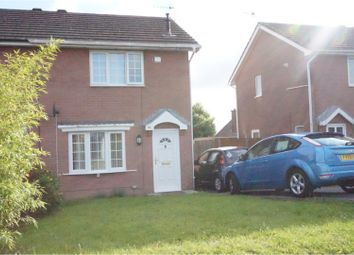Thumbnail 2 bed semi-detached house for sale in Squirrel Walk, Forest