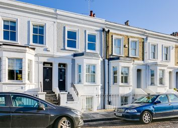 Thumbnail 4 bed terraced house for sale in Merthyr Terrace, Barnes, London