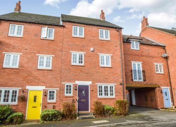 Thumbnail 3 bed town house for sale in Ridge Way, Barrow Upon Soar, Loughborough