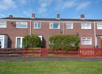 Thumbnail 3 bed terraced house for sale in Stonecross, Ashington