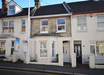 Thumbnail 2 bed terraced house to rent in Black Bull Road, Folkestone