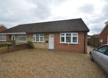 Thumbnail 3 bed semi-detached bungalow for sale in Gowing Road, Hellesdon, Norwich, Norfolk