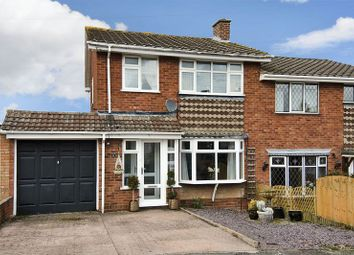 Thumbnail 3 bed semi-detached house for sale in Californian Grove, Chase Terrace, Burntwood
