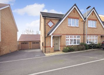 3 bed semi-detached house for sale in Bebington Drive, Dry Street, Langdon Hills SS16