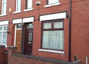 Thumbnail 2 bedroom terraced house to rent in Gorton Road, Reddish, Stockport
