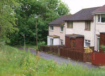 Thumbnail 2 bedroom flat for sale in Hazel Road, Banknock, Bonnybridge