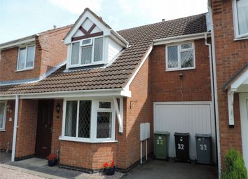 Thumbnail 3 bed terraced house to rent in Foxley Court, Bourne, Lincolnshire