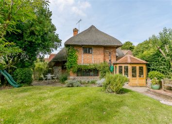 Thumbnail 3 bed detached house for sale in The Street, Patching, Worthing, West Sussex