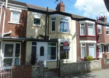 Thumbnail Terraced house to rent in Southcoates Lane, Hull