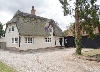 Thumbnail 2 bed cottage to rent in Shellow Road, Willingale, Ongar