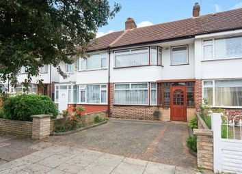 Thumbnail 3 bed terraced house for sale in Barmouth Avenue, Perivale, Greenford