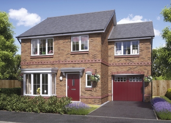 Thumbnail 4 bed detached house for sale in The Lymington Stanbury Avenue, Wednesbury, West Midlands