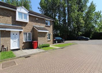 Thumbnail 2 bed terraced house to rent in Frogmore Close, Cippenham, Slough
