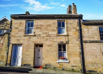 Thumbnail 4 bed terraced house for sale in Upper Howick Street, Alnwick, Northumberland