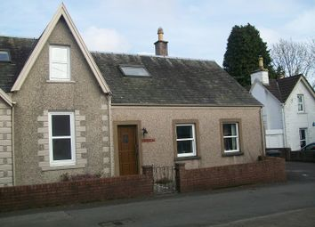 Thumbnail 2 bed semi-detached house for sale in Ivy Place, Newton Stewart