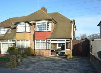 3 bed semi-detached house for sale in Tideswell Road, Shirley, Croydon, Surrey CR0