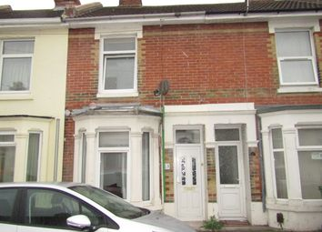 Thumbnail 4 bedroom terraced house to rent in Trevor Road, Southsea, Hampshire