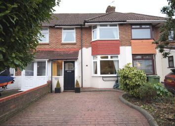 Thumbnail 3 bed terraced house for sale in Castle Grove, Portchester, Fareham