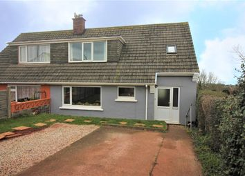 Thumbnail 3 bed semi-detached house for sale in Kings Ash Road, Paignton