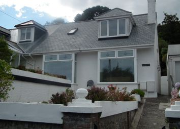 Thumbnail 4 bed bungalow for sale in Portuan Road, West Looe