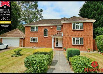 Thumbnail 5 bedroom detached house for sale in Pinewood, Southampton