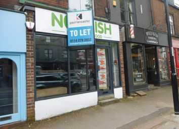Thumbnail Retail premises to let in 421 Ecclesall Road, Sheffield