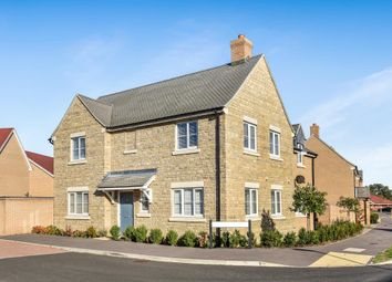 Thumbnail 4 bed detached house to rent in Bicester, Oxfordshire