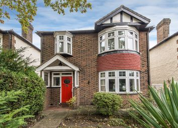 Thumbnail 4 bed detached house for sale in Grand Drive, London